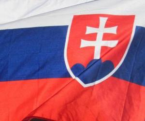 Puzle Vlajka Slovenska