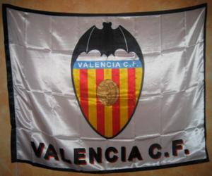 Puzle Vlajka Valencia CF