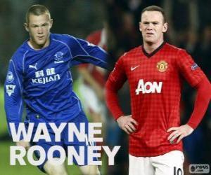 Puzle Wayne Rooney