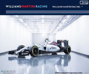 Puzle Williams F1 tým 2016