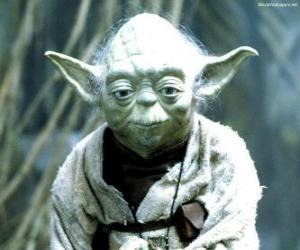 Puzle Yoda byl členem Rady Jediů Vysoké před a během války klonů.