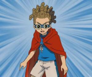 Puzle Yuuto Kido nebo Jude Sharp hraje záložník a sub-kapitán týmu Raimon je