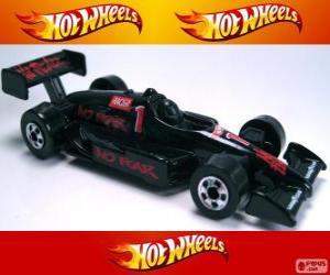 Puzle Závodní auto Hot Wheels