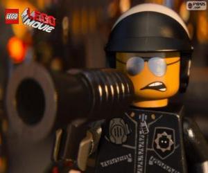 Puzle Zły Polda, Bad Cop, Lego Příběh