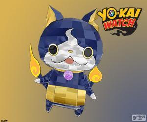 Puzle Zafinyan, Yo-Kai Watch