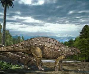 Puzle Zhejiangosaurus žil před přibližně 100 až 94 milionů let
