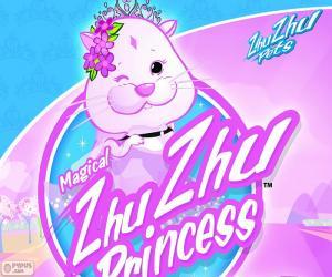 Puzle Zhu Zhu Pets Princess