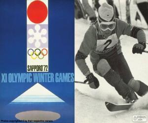 Puzle Zimní olympijské hry 1972