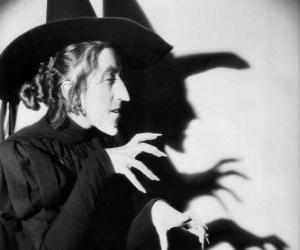 Puzle Zlá čarodějnice