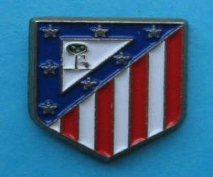 Puzle Znak Atlético de Madrid