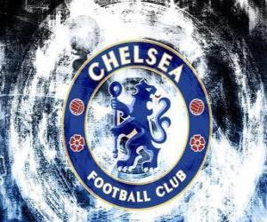 Puzle Znak Chelsea FC
