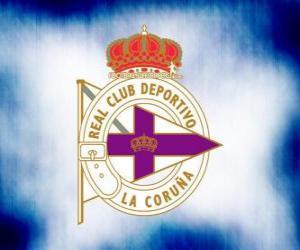 Puzle Znak Deportivo de La Coruña