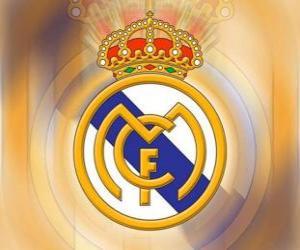 Puzle Znak Real Madrid