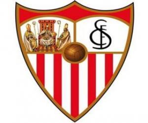 Puzle Znak Sevilla FC