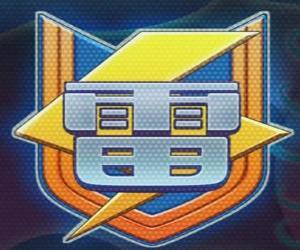 Puzle Znak týmu Raimon
