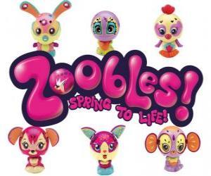 Puzle Zoobles Logo
