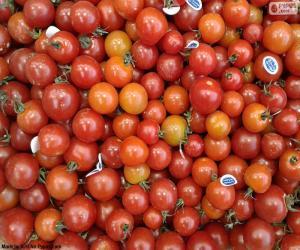Puzle Zralá rajčata