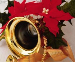 Puzle Zvonek zdobené na Vánoce