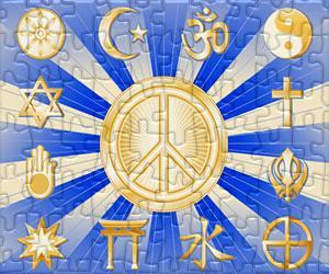 Puzzles Náboženství