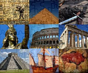 Puzzles Historie