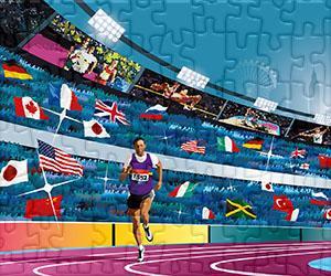 Puzzles Slavní sportovci