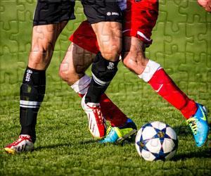 Puzzles Fotbal