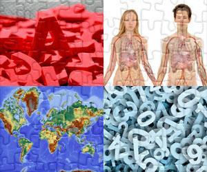 Puzzles Vzdělávací