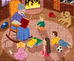Puzzles Příběhy pro děti