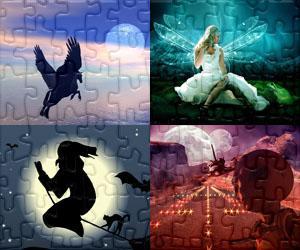 Puzzles Fantasy
