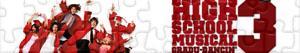 Puzzle Muzikál ze střední 3: Maturitní ročník - High School Musical 3