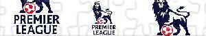 Puzzle Vlajky a Emblémy Anglická fotbalová liga - Premier League