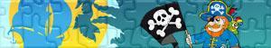 Puzzle Pirátská dobrodružství