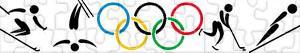 Puzzle Zimní olympijské hry