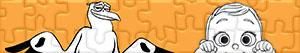 Puzzle Čapí dobrodružství