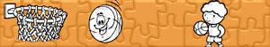 Puzzle Basketbal
