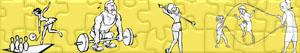 Puzzle Ostatní sporty a hry